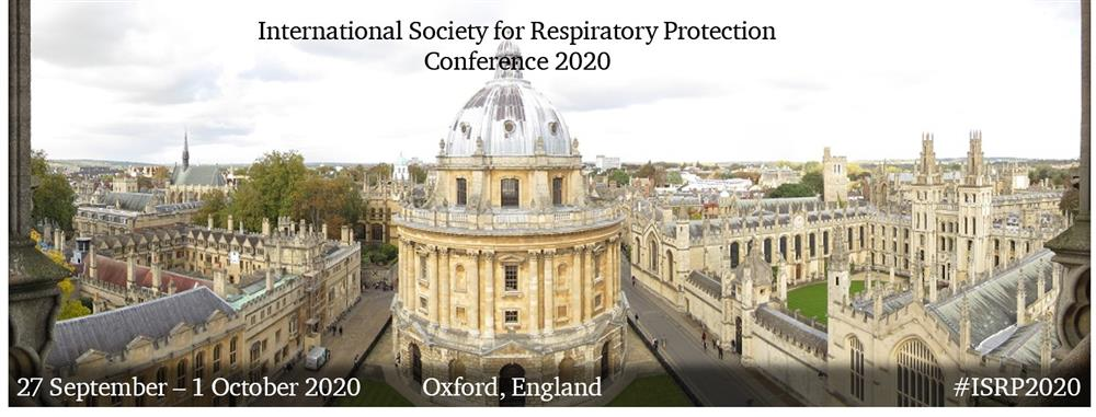 20th ISRP International Conference, Oxford